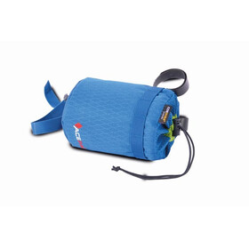 Acepac Fat Bottle Bag - Sac porte-bagages - bleu/noir